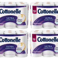 Cottonelle Ultra Comfort Care Big Roll Toilet Paper, 48 Count