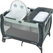 Graco - Pack 'n Play Care Suite Playard - Winfield Model:2081466SKU:6347604 Rating, 4.9 out of 5 with 12 reviews
