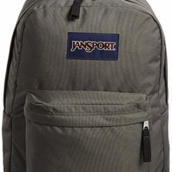 JanSport Superbreak Backpack Forge Grey T5016XD by JANSPORT