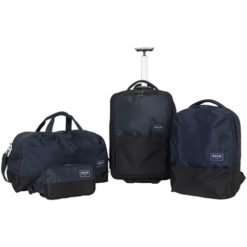 Kenneth Cole Reaction CLOSEOUT! Chromma 4-Pc. Luggage Set