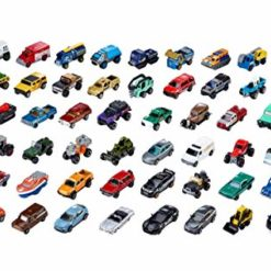 Matchbox Cars Assortment, 50 Pack