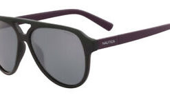 Nautica Polarized Men's Pilot Sunglasses N3632SP