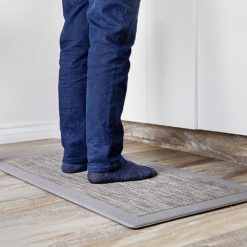 Relax Series Oversized Oil- and Stain-Resistant Anti-Fatigue Kitchen Mat