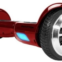 SWAGTRON Swagboard Twist Lithium-Free UL2272 Certified Hover board with Startup Balancing, Dual 250W Motors, Patented SentryShield Quantum Battery Protection