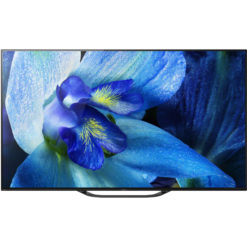 "Sony A8G 65"" Class HDR 4K UHD Smart OLED TV BH #SOXBR65A8G • MFR #XBR65A8G 2 reviews"