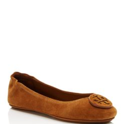 Tory Burch Women's Minnie Travel Ballet Flats
