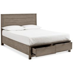 Tribeca Storage Queen Platform Bed, Created for Macy's