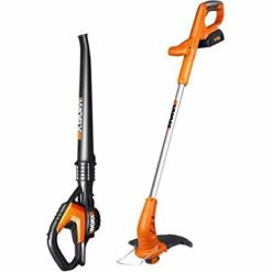 WORX WG919 20V Lithium 2-in-1 Grass Trimmer & Blower Combo