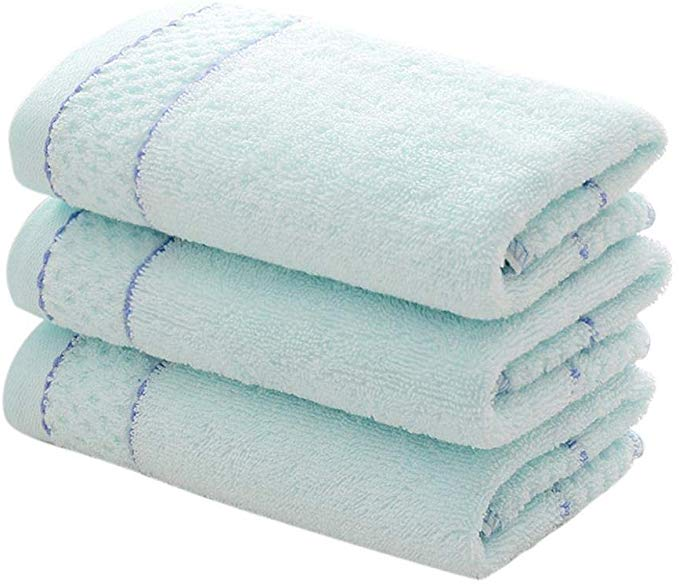 Erholi Comfortable Cotton Soft Super Absorbent Thick Wash