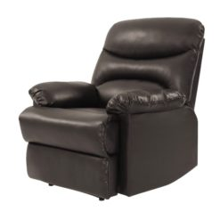 Wadkins+Faux+Leather+Manual+Wall+Hugger+Recliner